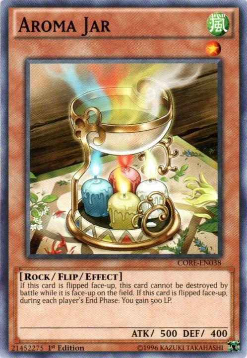 Aroma Jar - CORE-EN038 - Common - 1st Edition