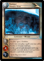 Gandalf, Powerful Guide (F)