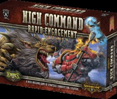 Hordes: High Command Rapid Engagment