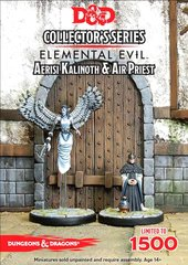 Aerisi Kalinoth & Air Priest