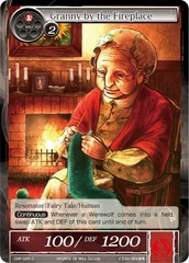 Granny by the Fireplace - CMF-025 - C