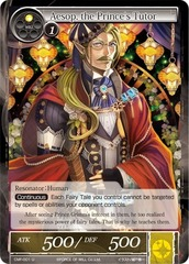 Aesop, the Prince's tutor - CMF-001 - U