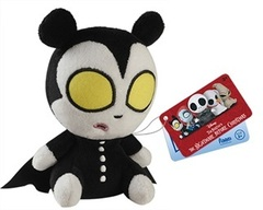 Mopeez Nightmare Before Christmas Vampire Teddy Funko