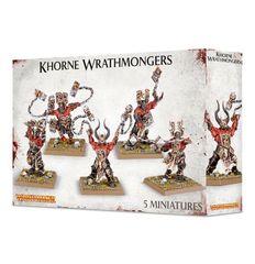 (83-20) Khorne Wrathmongers/Skullreapers