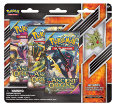 XY - Mega Evolution Collector's Pin Blister Pack - Mega Tyranitar