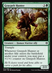 Graypelt Hunter on Channel Fireball