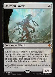 Oblivion Sower - Foil