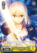 Heroic Spirit Saber - FS/S34-E005 - R