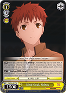 Kind Soul, Shirou - FS/S34-E017 - U