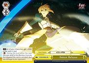 Armor Release - FS/S34-E032 - CR
