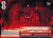 Summoning Ritual - FS/S34-E073 - CC