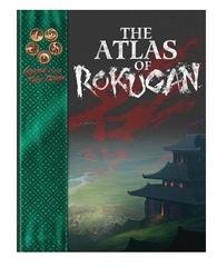 L5R RPG:  Atlas of Rokugan