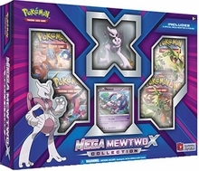Mega-Mewtwo X Collection