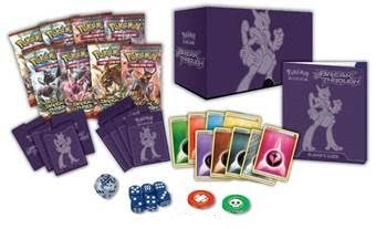 Pokemon XY8 BREAKThrough Elite Trainer Box: Mewtwo X