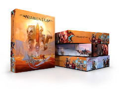 Numenera - Exclusive Boxed Set Edition