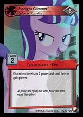 Starlight Glimmer, Enforced Equality - 217