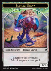 Eldrazi Spawn Token (MT)