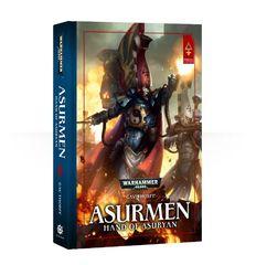 Asurmen: Hand of Asuryan (Hardback)
