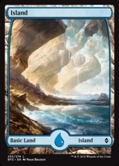 Basic Island (255) (Full Art)