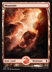 Basic Mountain (265) (Full Art)