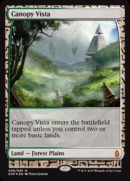 Canopy Vista (Masterpiece Foil)