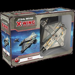 Star Wars X-Wing - Second Edition - Ghost
