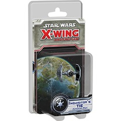 Star Wars X-Wing: Inquisitor's TIE
