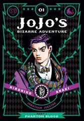 JoJo's Bizarre Adventure: Phantom Blood Hardcover Vol 01