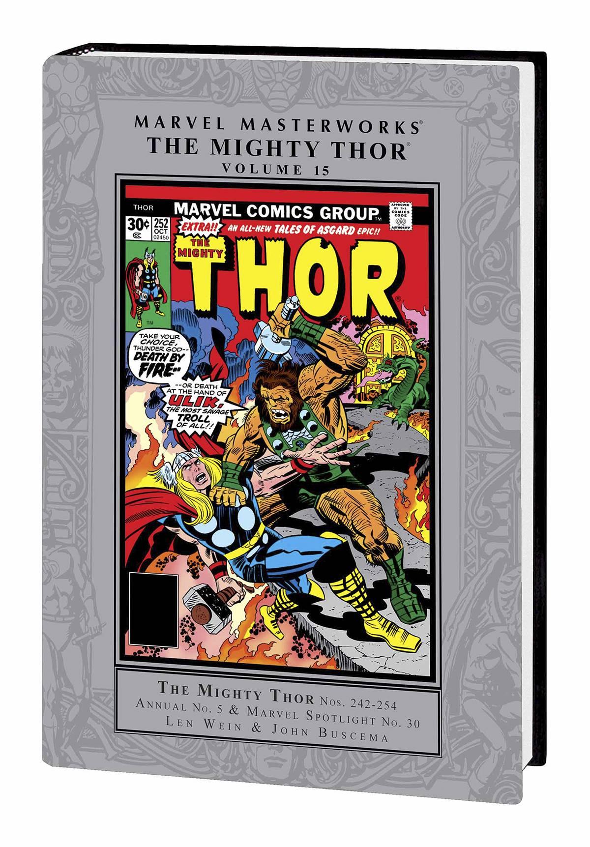 Mmw Mighty Thor Hc Vol 15