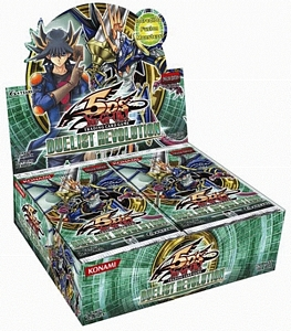 Duelist Revolution Unlimited Edition Booster Box