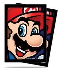 Super Mario: Mario Deck Protector sleeves 65ct