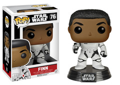 #76 - Finn in Stormtrooper Armor GAMESTOP EXCLUSIVE