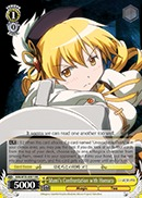 Mami's Confrontation with Homura - MM/W35-E001 - RR