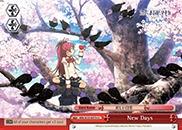 New Days - MM/W35-E079 - CC