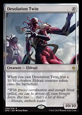 Desolation Twin - Foil