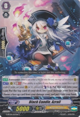 CARDFIGHT VANGUARD DREAMLIGHT UNICORN G-BT04//052EN C