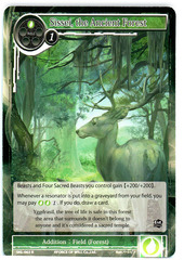 Sissei, the Ancient Forest - SKL-063 - R - 1st Edition
