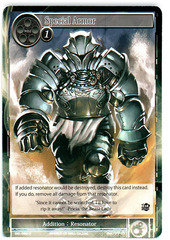 Special Armor - SKL-090 - U - 1st Edition
