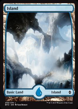 Island (256) (Full Art)