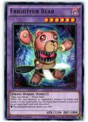 Frightfur Bear - MP15-EN158 - Rare - 1st Edition