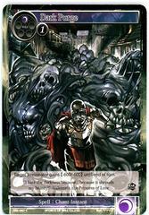 Dark Purge - SKL-067 - C - 1st Edition (Foil)