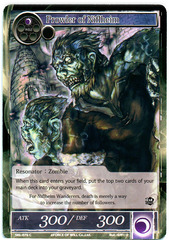 Prowler of Niflheim - SKL-076 - C - 1st Edition (Foil)