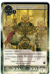 Clockwork Soldiers - SKL-084 - C - 1st Edition (Foil)