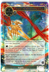Gleipnir, the Red Binding of Fate - SKL-098 - R - 1st Edition (Foil)