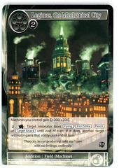 Leginus, the Mechanical City - SKL-086 - U - 1st Edition (Foil)