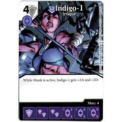 Indigo-1 - Iroque (Die & Card Combo)