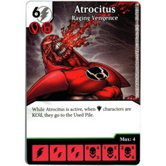 Atrocitus - Raging Vengence (Card Only)