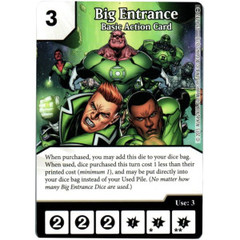 Big Entrance - Basic Action Card (Card Only)