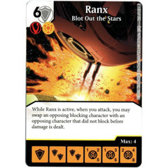 Ranx - Blot Out the Stars (Card Only)