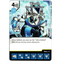 Warth - Hope Burns Bright (Card Only)